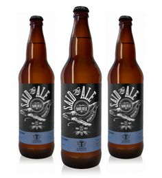 #CDNbandbeer - From Trending Tweets to Reality - The Dieline -