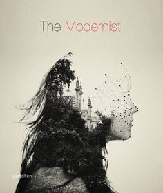 he Modernist published by Gestalten    The book is a collection of work in contemporary graphic design and illustration that is heavily influenced by classic modernism, usually created with a limited palette of colors, tools and geometric forms.
