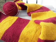Griffindor Scarf.                          