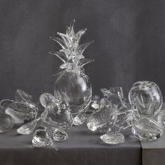 Beth Lipman x Steuben Glass: Still Life Collection