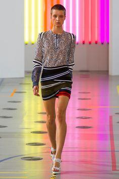 visual optimism; fashion editorials, shows, campaigns & more!: preen by thornton bregazzi s/s 2015 london