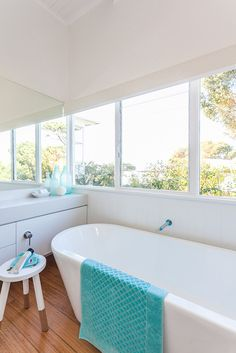 bathroom | Coastal Style Blog