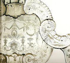 ❤ - Venetian Mirror