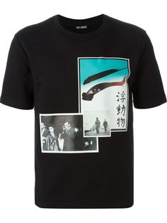 Raf Simons Photo Print T-shirt - Nike - Via Verdi - Farfetch.com
