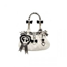 Black and White Gothic    #handbag