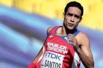 Luguelín Santos, La Esperanza De RD En Mundial De Atletismo