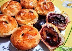 Szilvás kalács gömbök | Szilvia Mária Kilecz receptje - Cookpad receptek Creative Cakes, Winter Food, Doughnut, Cake Recipes, Muffin, Lime, Sweets, Baking, Breakfast
