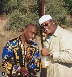 Tupac and E 40