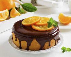 Gâteau à l'orange nappé chocolat au thermomix. Voici une recette de Gâteau à l'orange nappé au chocolat, simple et facile à réaliser au thermomix.