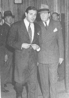 """As a teenager, Siegel met and formed an alliance with future Syndicate leader Meyer Lansky. Known as the Bugs and Meyer Mob, the gang operated out of Manhattan's Lower East Side. Working mainly in bootlegging, Siegel and Lansky's gang eventually folded into the Syndicate, a loosely bound organization that unified mobsters from various national gangs. A separate """"enforcement"""" branch of the Syndicate was created simply for carrying out murders. Siegel was one of the founding members"""