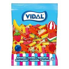 Magníficos Dedos Brillo Vidal en bolsa de 1KG a un precio de escándalo, y muy económico si echas cuentas al precio de cada unidad Frosted Flakes, Cereal, Candy, Food, Bag, Fruit, Gummi Candies, Bonbon, Goodies