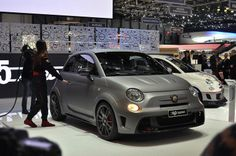 695 Biposto Abarth at the Geneva Motor Show. Any opinions?