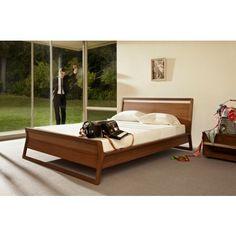 woodrow modern bed