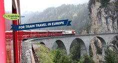 Train times, information and tickets from thetrainline-europe.com