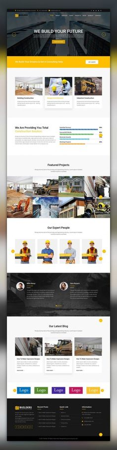 Builder - Construction Company Joomla Template CMS & Blog Templates, Joomla Templates, Design & Photography, Design, Architecture, Construction Company Templates Builder is a clean and Modern Joomla Construction Company Template. Builder is suited for construction, building and corporate business website.This template i...