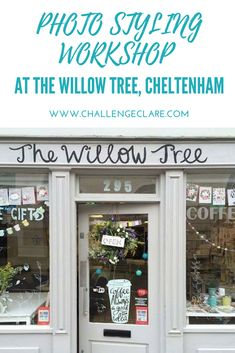 Photo Styling Workshop at The Willow Tree, Cheltenham - Challenge Clare Life Challenges, Willow Tree, Empty, Nest, Blogging, Workshop, Inspiration, Nest Box, Atelier