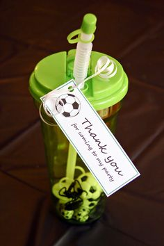 I love this cup idea too. Of course the woman doesn't list where she got it from. But we can be on the look out.
