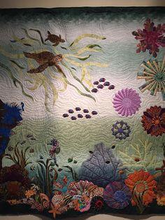 Sew Fun 2 Quilt: Gotta Love a Quilt Show!