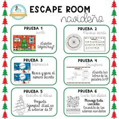 Escape Room, English Day, Brain Gym, School Items, Language Activities, Teaching English, Homeschool, Teacher, Classroom