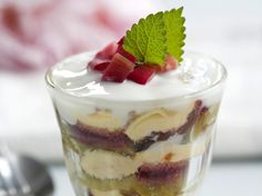 Yummy Cookies, Cake Cookies, Low Carb Deserts, Ober Und Unterhitze, Eat Smarter, Pavlova, Love Food, Mousse, Delicious Desserts