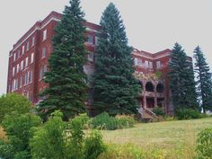 The Holy Family Orphanage in Marquette, Michigan  Closed in 1965 an old orphanage on Fisher Street that is said to be haunted, it is also claimed that the children were beaten and killed in this orphanage.