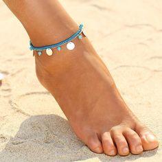 Multiple Vintage Anklets For Women Bohemian Ankle Bracelet 2019 Cheville Barefoot Sandals Pulseras Tobilleras Foot Jewelry _ - AliExpress Mobile Version - Anklet Jewelry, Boho Jewelry, Fine Jewelry, Women Jewelry, Chain Jewelry, Beach Jewelry, Jewelry Ideas, Summer Jewelry, Vintage Jewellery