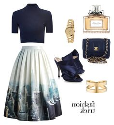 """Propuesta para Triangulo invertido"" by carly-usstem-de-ty on Polyvore featuring…"