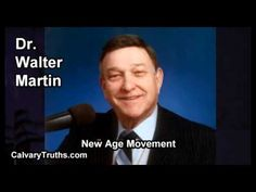 New Age Movement - Dr. Walter Martin - YouTube