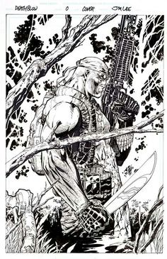 Deathblow by Jim Lee