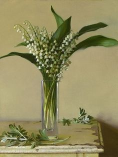 Jeffrey T. Larson....lily of the valley