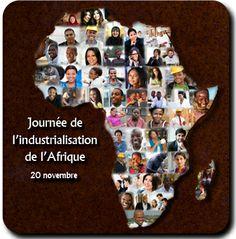 20 novembre #industrialisation #afrique : Savez-vous quel pays africain est le plus industrialisé? L'Afrique du Sud! C'est aussi le pays le plus avancé en termes de technologie et la plus puissante économie sur le continent africain. http://www.un.org/fr/events/africaday/