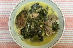 Κατσικάκι φρικασέ με αντίδια και μαρούλια Goat Meat, Lamb, Pork, Beef, Recipes, Kale Stir Fry, Meat, Ripped Recipes