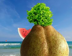 """Check out new work on my @Behance portfolio: """"FAT BOTTOMED PEAR"""" http://be.net/gallery/35444477/FAT-BOTTOMED-PEAR"""