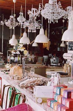 Taubenkobel, Boutique Hotel and Gourmet restaurant in the country 2 stars Schützen/Gebirge – Relais & Châteaux Austria, Restaurant, Ceiling Lights, Boutique, Country, Home Decor, Gourmet, Decoration Home, Rural Area