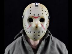 Friday the Jason Voorhees Sixth Scale Figure from Sideshow Collecti. Jason Voorhees, Friday The 13th, Sideshow Collectibles, Picture Video, Wwe, Action Figures, Scale, Toys, Music