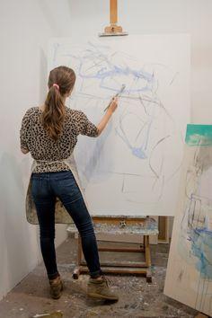 Meet Artist Kate Long Stevenson
