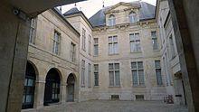 P1140996 Paris III Hôtel de Donon rwk.jpg. Musée Cognacq-Jay