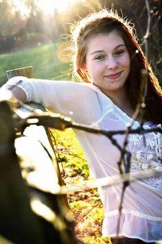 Senior Photo Shoot  Copyright Amber S. Wallace Photography