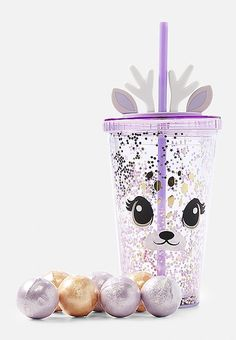 Christmas Beanie, Christmas Gifts, Cute Water Bottles, Unicorn Outfit, Cute Cups, All Things Cute, Cute Outfits For Kids, Bath Bombs, Birthday Wishes