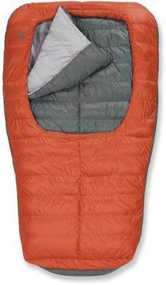 REI:2 person sleeping bag