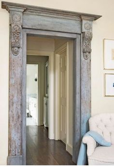 If I owned my own house .. all my doors would have this.
