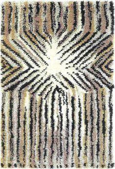 Pakkasherra. Wetterhoff Rya Rug, Wool Rug, Rug Inspiration, Floor Rugs, Textile Art, Animal Print Rug, Weaving, Art Deco, Carpet