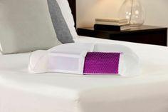 Wave Contour Gel Memory Foam Pillow   Bedplanet.com   Bedplanet