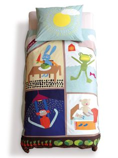 At home / kids bed linen / lavmi