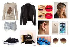 """""""Mmm..."""" by torirp-1d ❤ liked on Polyvore featuring art"""