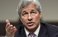 Jamie DIMON - j.c. MORGAN BANK
