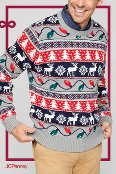 0f6c4ae677 It s that time of year again—ugly Christmas sweater