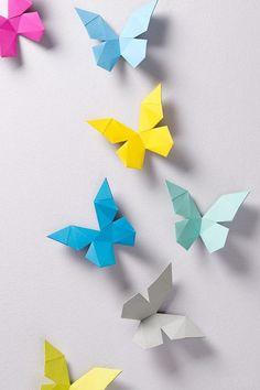 simple origami for kids ~ simple origami . simple origami for kids . simple origami step by step . simple origami for kids step by step . simple origami for kids easy diy Origami Butterfly Instructions, Origami Butterfly Easy, Instruções Origami, Easy Origami For Kids, Origami Ball, Butterfly Crafts, Origami Flowers, Origami Tutorial, Origami Ideas