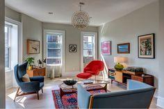Living Room Ideas 2015: Top Mid Century Modern Furniture