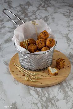 #fingerfood #ricotta #quadrottidiricottafritti #ilove #foodphotography #antipasti #rosariamarra #festa #party #natale #happy